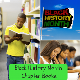Chapter Books for Black History Month