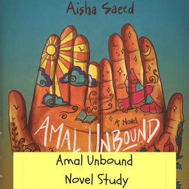 Amal Unbound: Perfect Middle Grades Novel