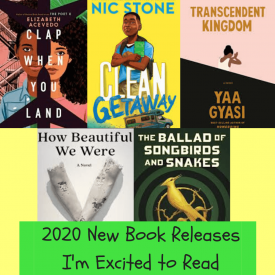2020 New Book Releases