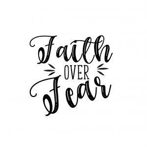 Faith over fear in 2020 vision planning