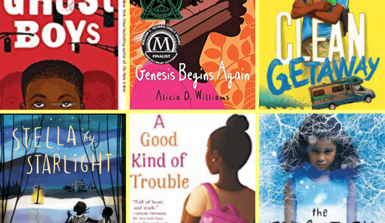 Middle Grade Black History Books
